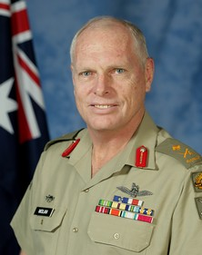 MAJOR GENERAL (Retd) ANDREW JAMES (Jim) MOLAN, AO DSC